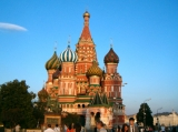 Cheap Flights to Russia